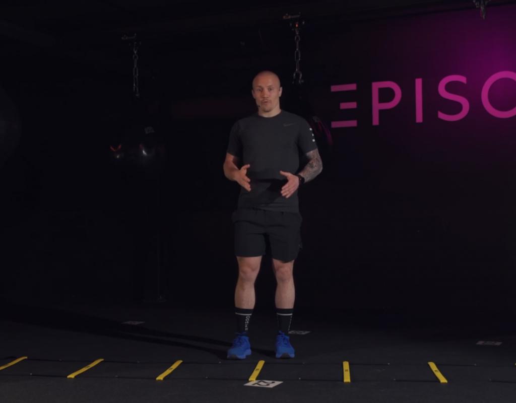 Vidéo Training échelle de vitesse