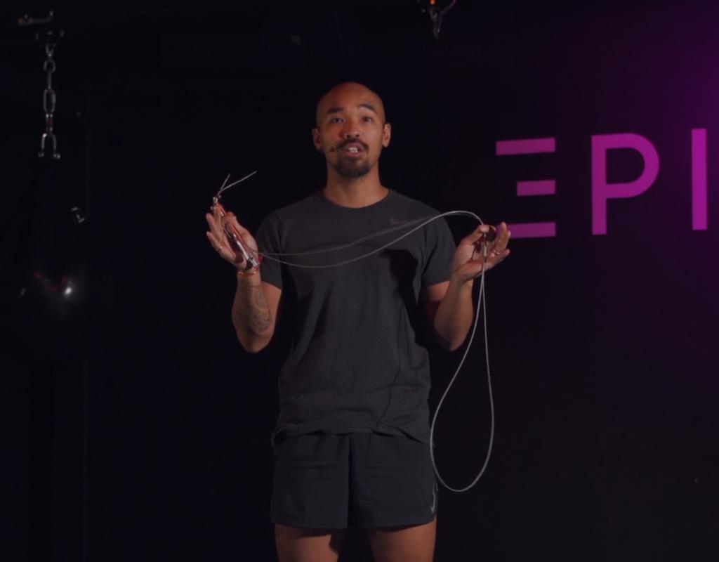 Vidéo Training endurance de frappe