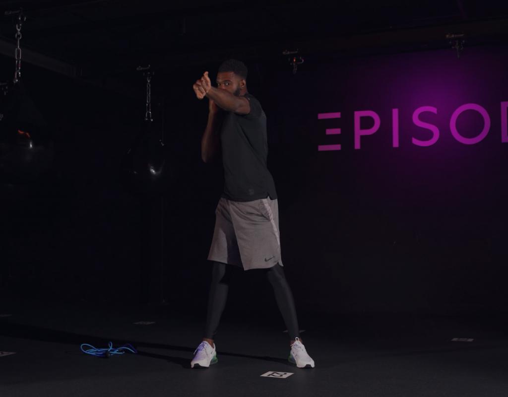 Vidéo Training Shadow Boxing