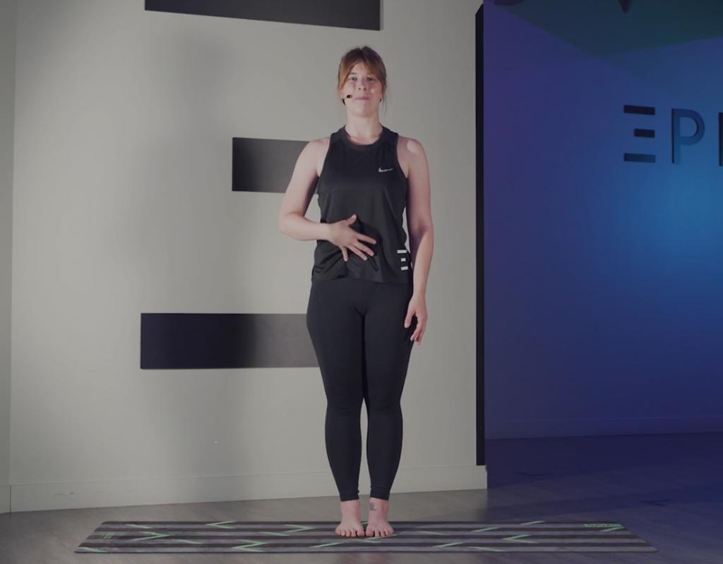 Vidéo La posture de Tadasana
