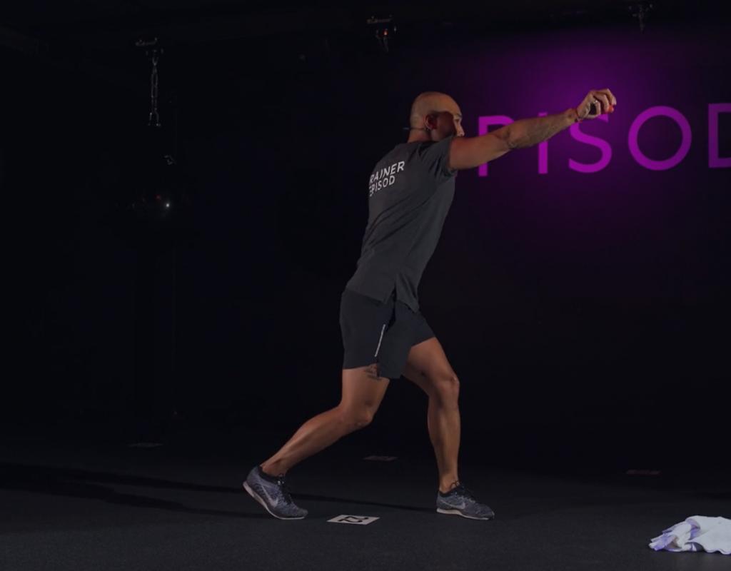 Vidéo Training Rapidité de Frappes