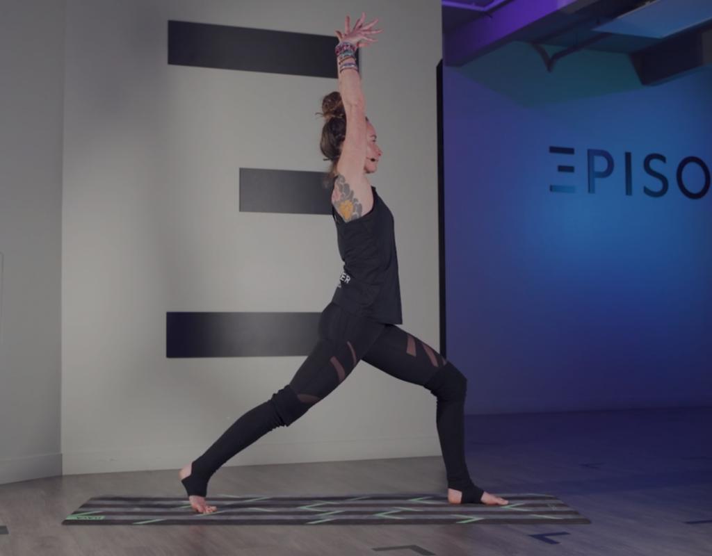 Vidéo Yoga Vinyasa Fondation