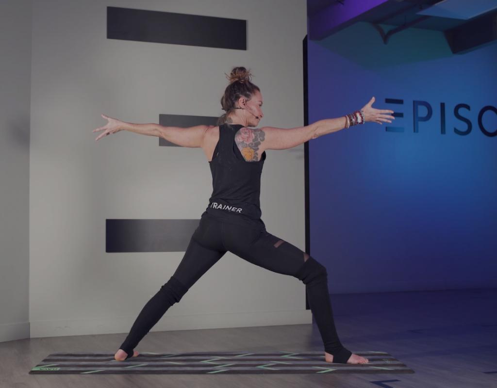 Vidéo Yoga Vinyasa Fondations – focus Guerriers