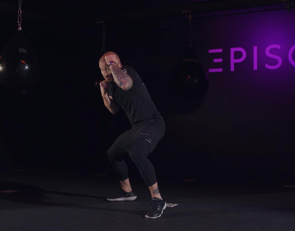 Vidéo Training esquives et frappes